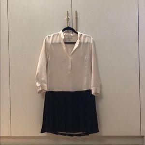 3.1 Philip Lim x Target Drop-waist Pleated Dress